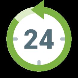 Últimas 24 horas icon