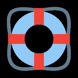 Life Saver Ring icon