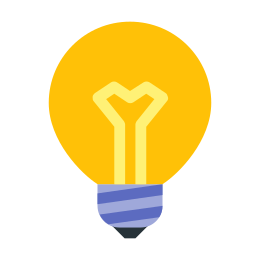Light Bulb Outline icon