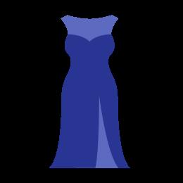 Long Formal Dress icon