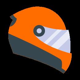 Casque de moto icon