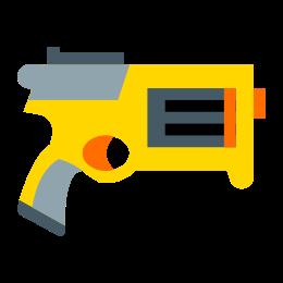 Pistolet NERF icon