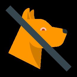 Pet Free Zone icon