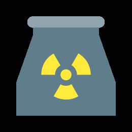 Elektrownia jądrowa icon
