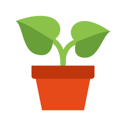 Roślina doniczkowa icon