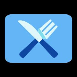 Karta klubowa restauracji icon