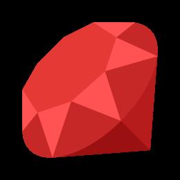 Język programowania Ruby icon