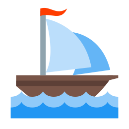 Boat Outline icon