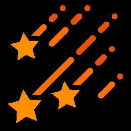 Sternschnuppen icon