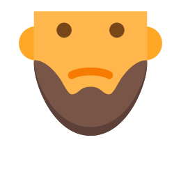 Krótka broda icon