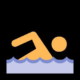 Pływanie icon