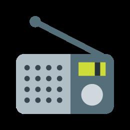 Radio stołowe icon