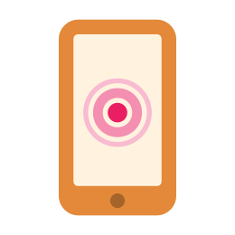Сенсорный смартфон icon