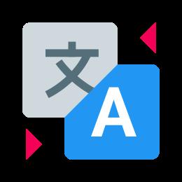 Tłumaczenie icon