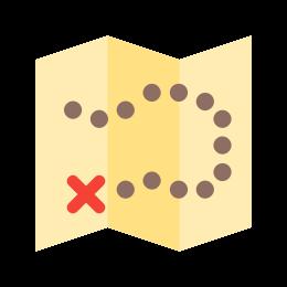 Schatzkarte icon
