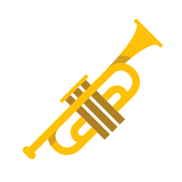 Trąbka icon