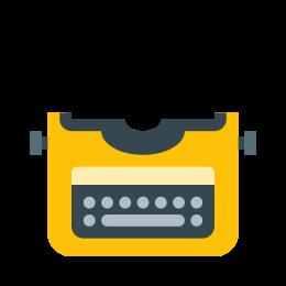 Typewriter Without Paper icon