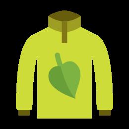 Odzież wegańska icon