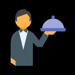 Kelner icon
