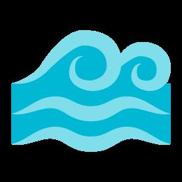 Élément eau icon