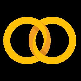 Obrączki ślubne icon