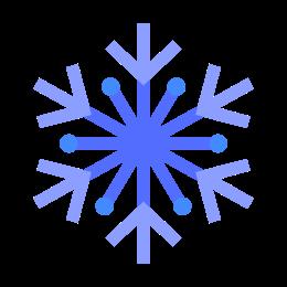 Snowflake Outline icon