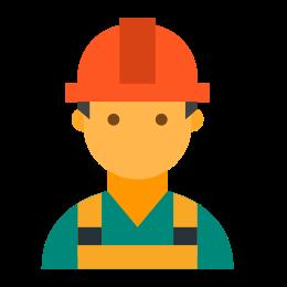 Pracownik Mężczyzna icon