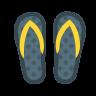 flip flops icon