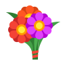 Three Flowers icon