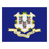 Connecticut Flag icon