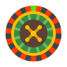 Roulette européenne icon