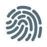 Fingerabdruck icon