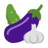 Group Of Vegetables icon