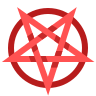 Pentagram Devil icon