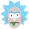 Rick Sanchez icon