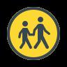 School Crossing Patrol icon