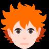 Shoyo Hinata icon