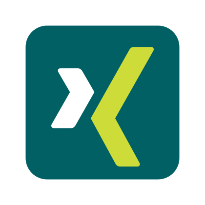 xing logo download vector