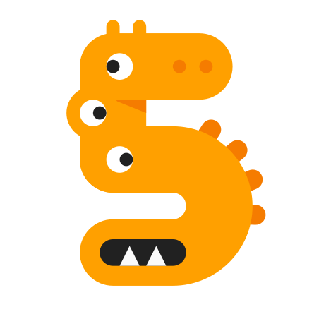 5 Cute icon