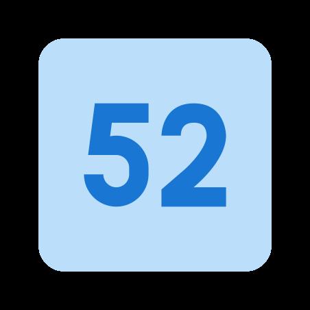 52 icon