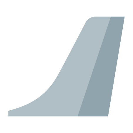 Airplane Tail Fin icon