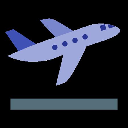 Airplane Take Off icon