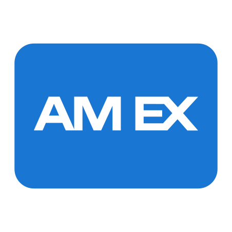American Express icon in Color