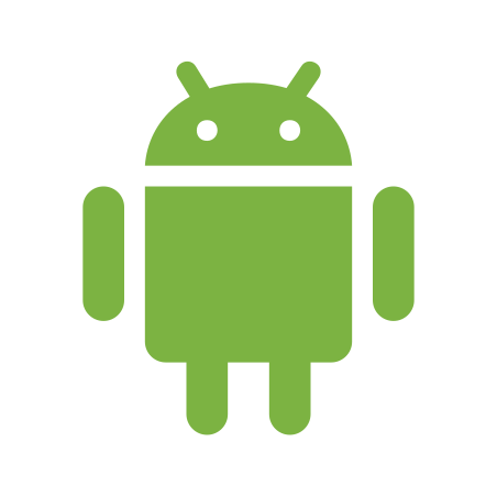 Android OS icon in Color