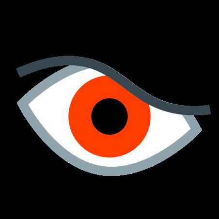Angry Eye icon