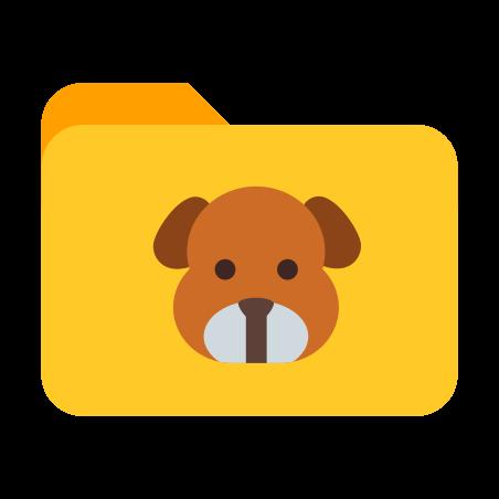 Animal Folder icon