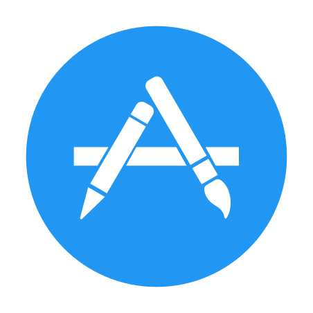 App Store icon in Color