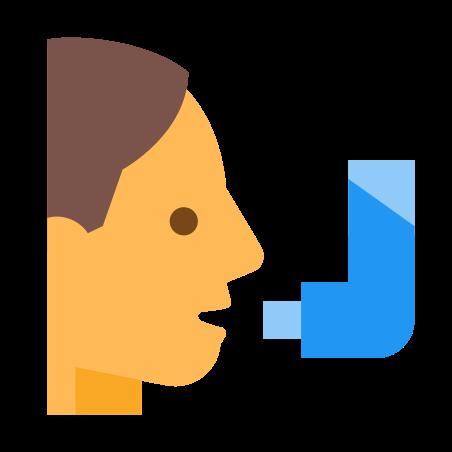 Asthma icon
