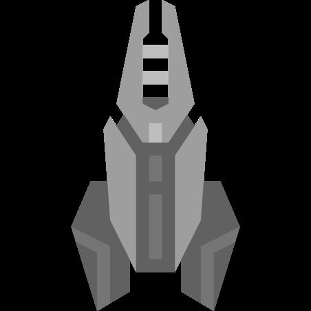 Babylon 5 Federal Ship icon
