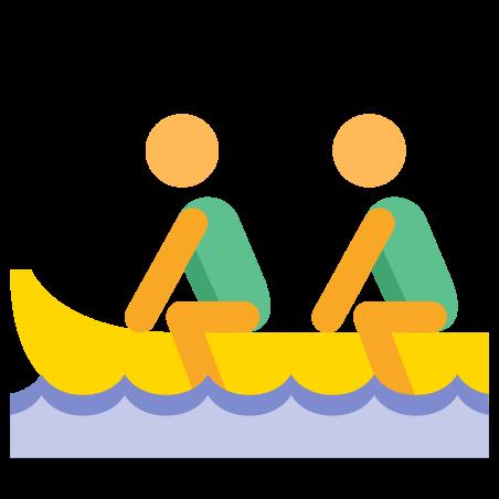 Balade en banane icon